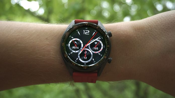 Test Huawei Watch GT Design