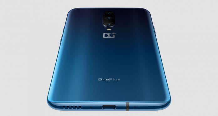 OnePlus 9 blå