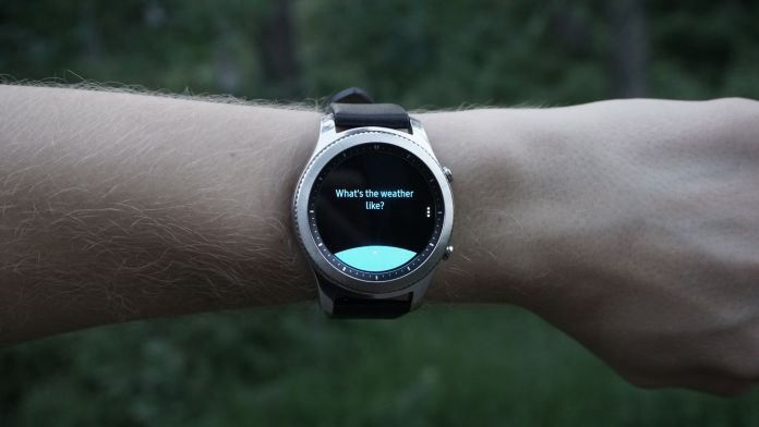 Test Samsung Gear S3 Tizen