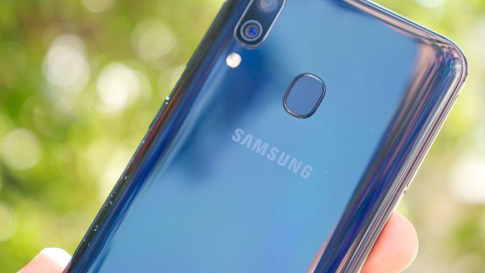 Test Samsung Galaxy A40