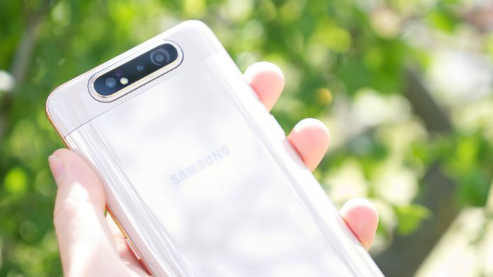 Test Samsung Galaxy A80 kamera