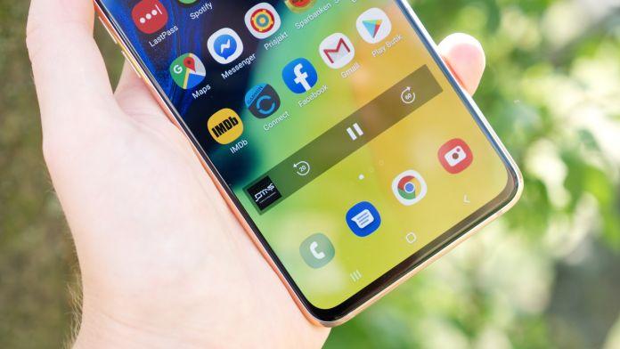 Test Samsung Galaxy A80
