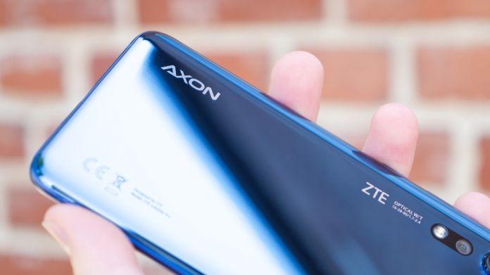 Test ZTE Axon 10 Pro