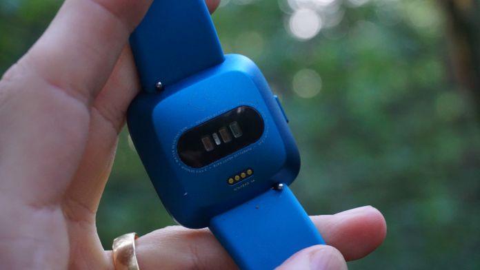 Test Fitbit Versa Lite puls