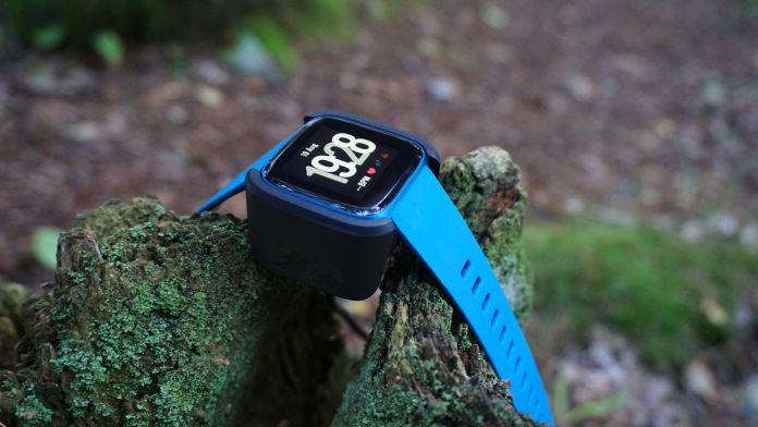 Test Fitbit Versa Lite