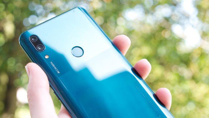 Test Huawei P Smart Z kamera