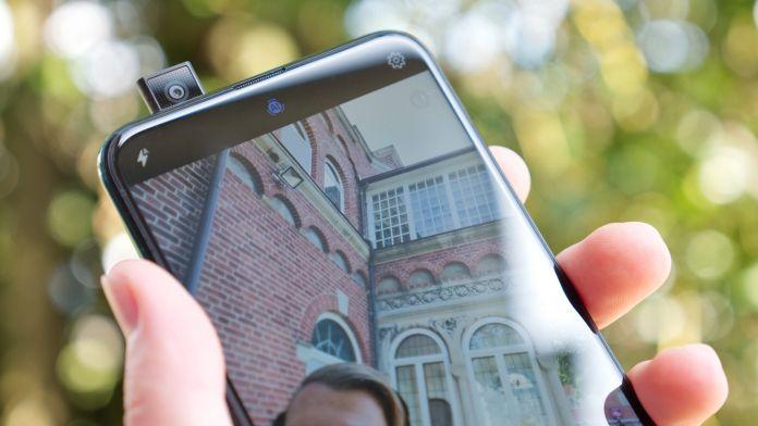 Test Huawei P Smart Z popup