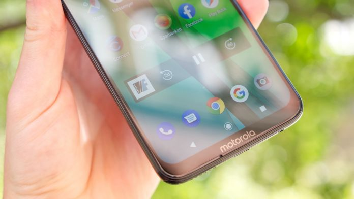 Test Motorola Moto G7