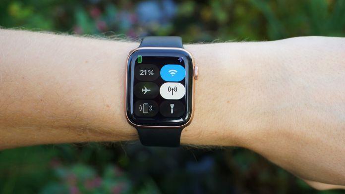 Apple Watch 4 batteri