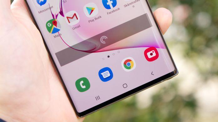 Recension Samsung Galaxy Note 10 Plus
