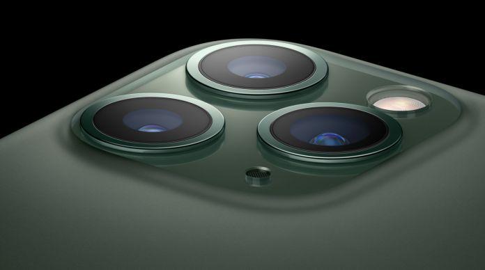 iPhone 11 Pro kamera