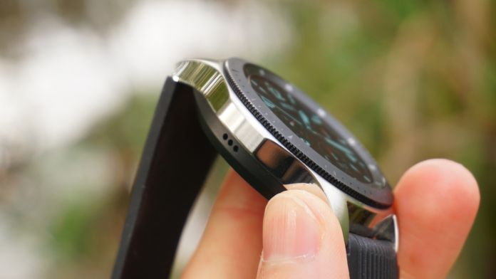 Bild på högtalare Galaxy Watch