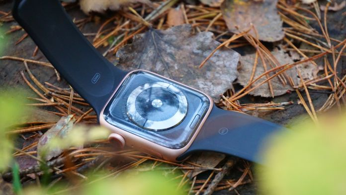 Apple Watch 5 sensorer recension