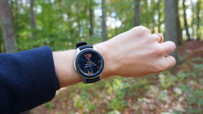 Recension av Galaxy Watch träning och hälsa