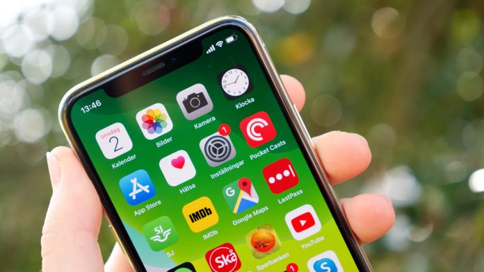 Test av Apple iPhone 11 Pro