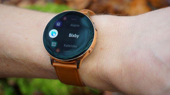 Samsung Galaxy Watch Active 2 Mjukvara recension