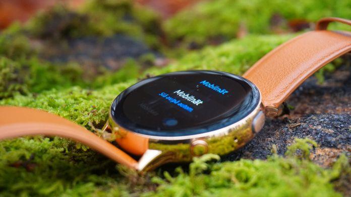 Test eSIM 4G Galaxy Watch Active 2