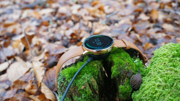 Batteritest Galaxy Watch Active 2