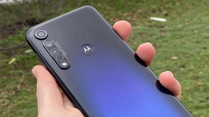 Test Motorola Moto G8 Plus kamera