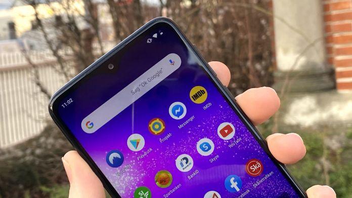 Test av Motorola One Macro batteri