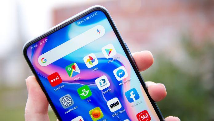 Test Huawei P Smart Pro batteri