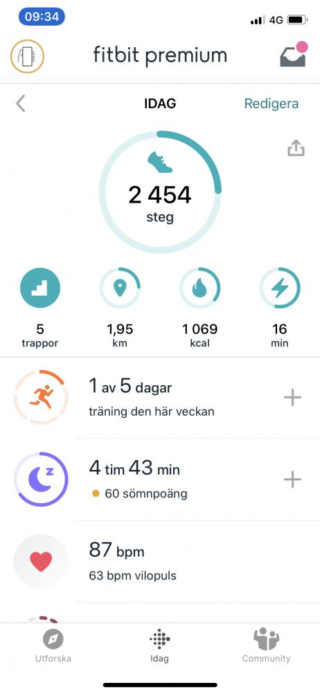 Fitbit app test versa 2