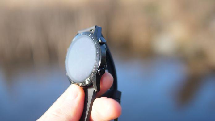 Huawei Watch GT 2 högtalare