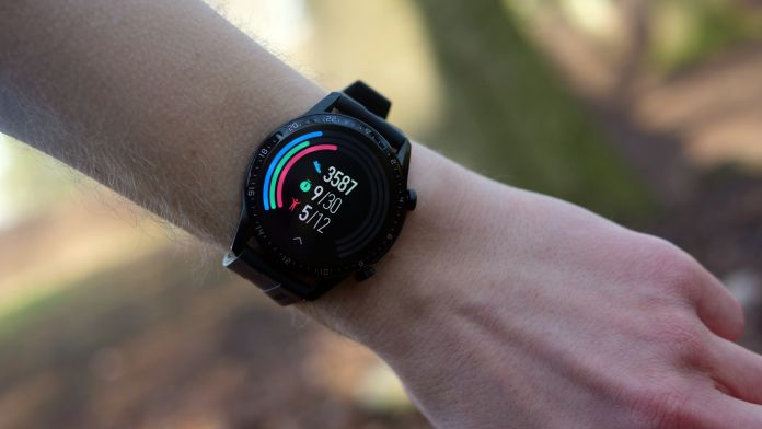 träning och hälsa test Huawei Watch GT 2