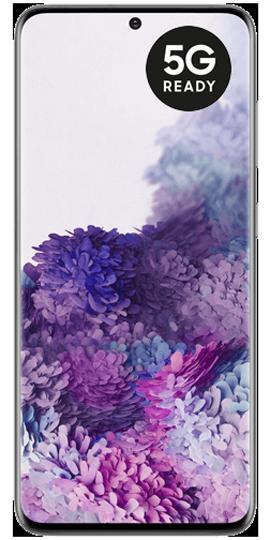 Samsung Galaxy S20 är 5G Ready