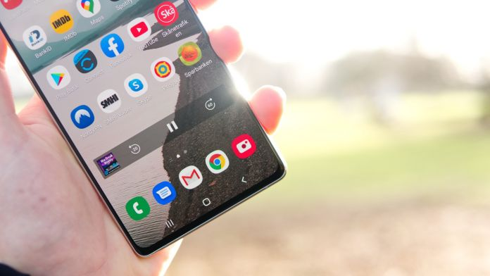 Test Samsung Galaxy S10 Lite