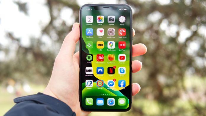 Test av iPhone 11 Pro Max