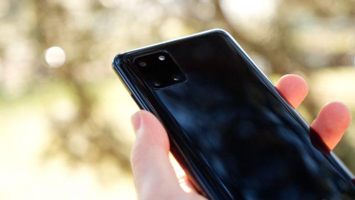 Samsung Galaxy Note 10 Lite kamera