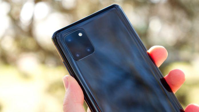 Test av Samsung Galaxy Note 10 Lite kamera