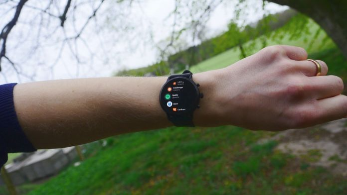 Wear OS Fossil Q carlyle recension