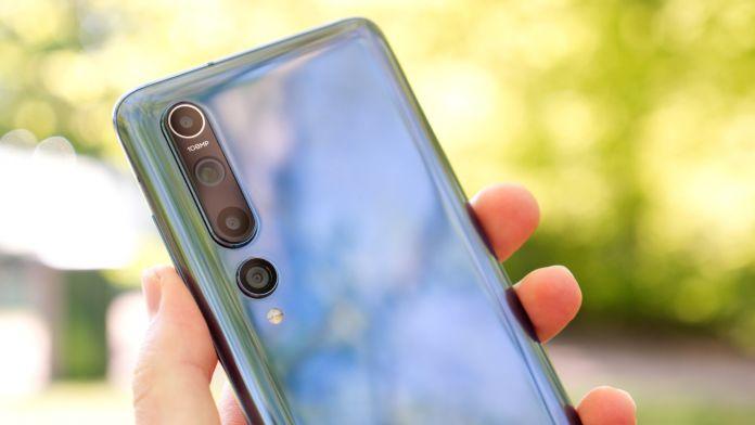 Test Xiaomi Mi 10 kamera
