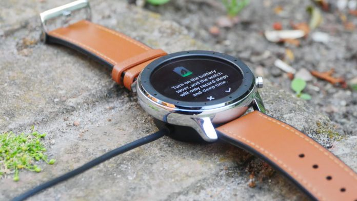 Batteri recension Amazfit GTR