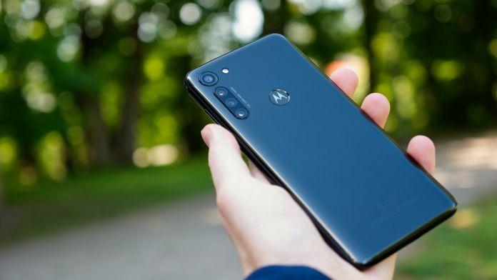 Recension Motorola Moto G8 Power