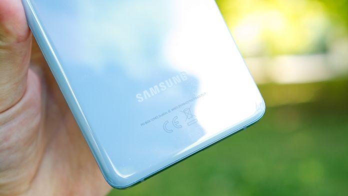 Test Samsung Galaxy S20+
