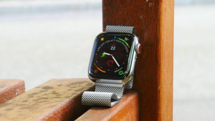 Apple Watch Series 5 40 millimeter hårdvara