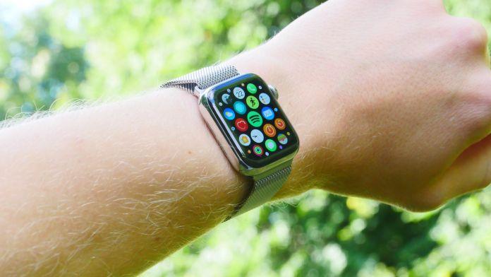 Watch OS 6 recension Apple Watch 5