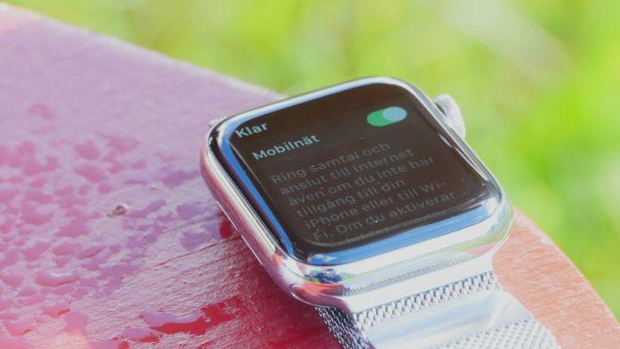 4G eSIM test Apple Watch 5