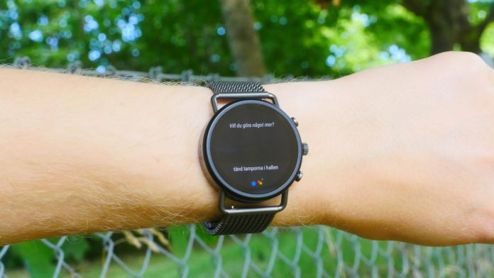 Skagen Falster 3 Google Assistant