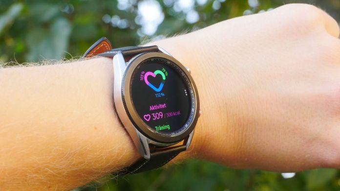 Träning och Hälsa Galaxy Watch 3
