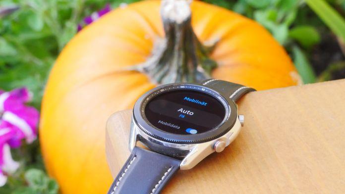 Test Galaxy Watch 3 eSIM