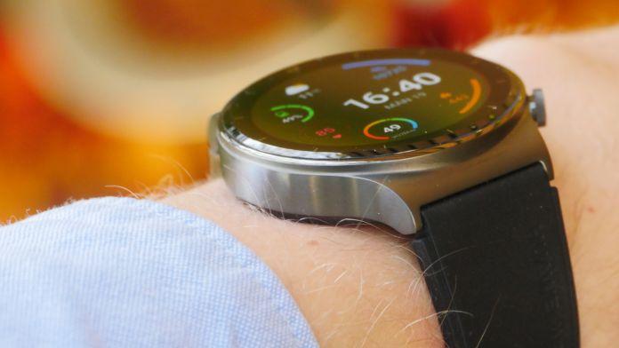Huawei Watch GT 2 Pro Hårdvara design