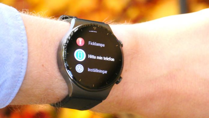 Lite OS Huawei test