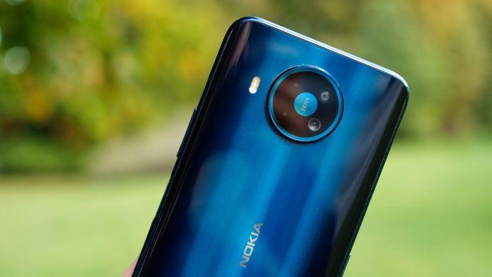 Test Nokia 8.3 5G kamera