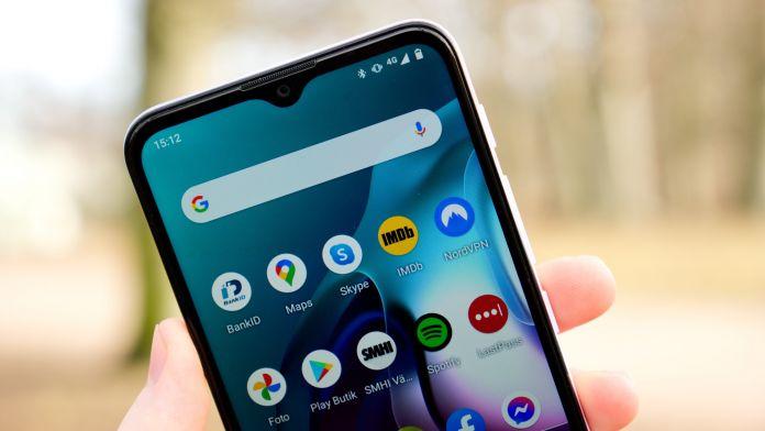 Recension Motorola Moto G30