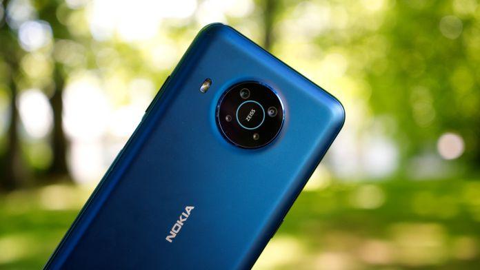 Test Nokia X20 kamera