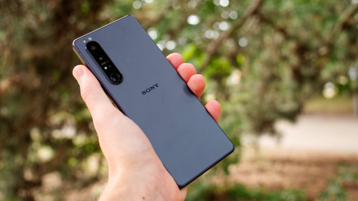 Recension Sony Xperia 1 III